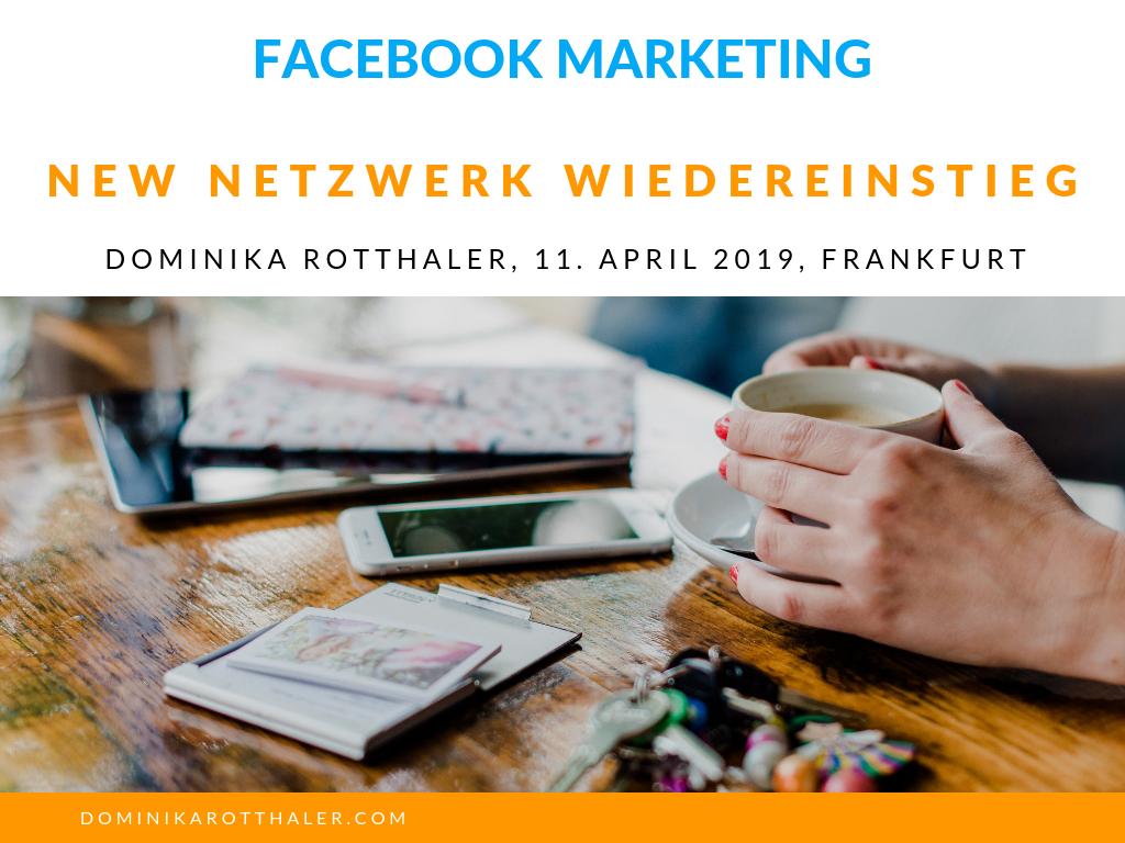 Facebook Marketing Schulung Hessen