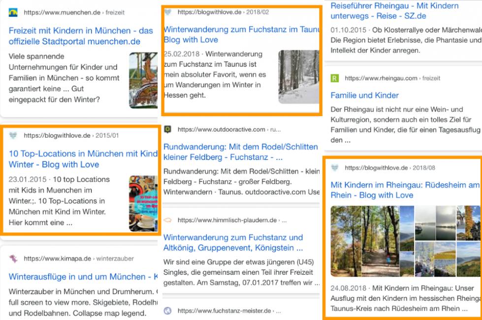 Blogger für den Tourismus in Hessen_Suchmaschinen Optimierung