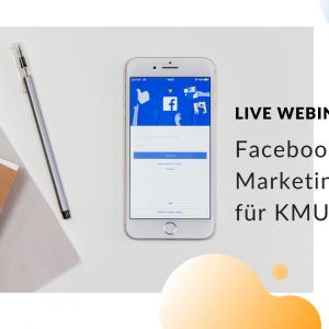 Webinar Facebook-Marketing für KMU