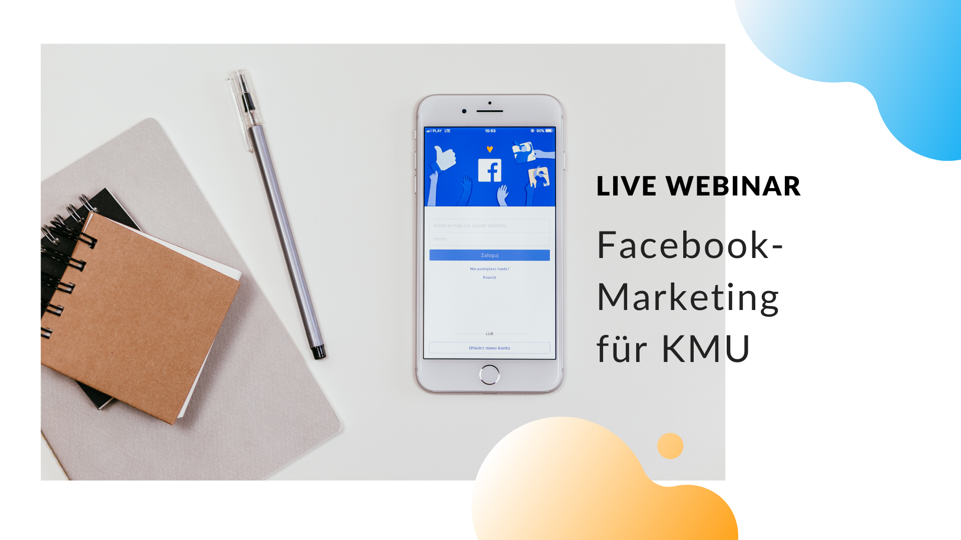 Webinar Facebook-Marketing für KMU
