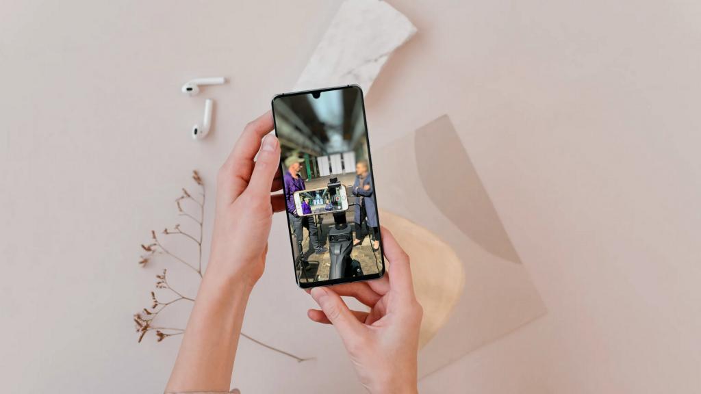 Drehen und produzieren mit dem Smartphone_Tipps