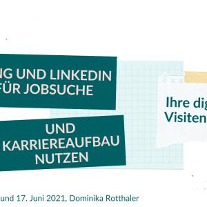 VHS Wiesbaden XING und LinkedIn für Jobsuche